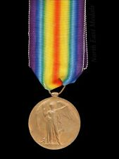 WW1 Victory Medal to McPhee, Royal Scots