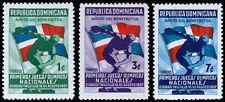 Dominican Republic Scott 326-328 (1937) Mint LH VF Complete Set, CV $52.00