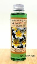110 Ml Jasmine Anointing Oil Blessed in Jerusalem Spiritual Oil from Holy Land