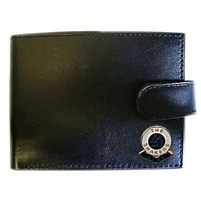 Bury Football Club Cartera De Cuero