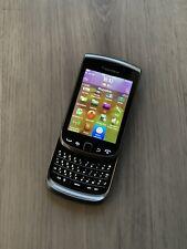 Smartphone/Handy BlackBerry  Torch 9810 8GB