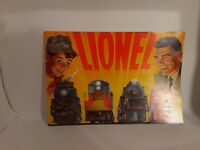 ORIGINAL 1954 LIONEL TRAIN CATALOG IN VERY GOOD CONDITION Reference piece