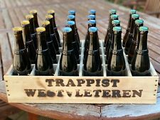 Westvleteren 12 Sint.SixtusTrappist Beer,the best in the World box +24 bot.33cl