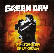 Green Day: 21st Century Breakdown/CD-NUOVO