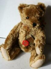 New ListingHermann Teddy Bear Brown Mohair Limited Edition Great Growler Fully Jointed Tags