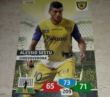CARD ADRENALYN 2013/14 CALCIATORI PANINI CHIEVO SESTU CALCIO FOOTBALL