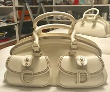 Borsa Dior Detective Pelle Beige Originale mai usata perfetta