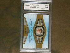 2013-14 O Pee Chee Player Ring Hockey Card # R49 Carey Price GRADED 10 GEM-MT