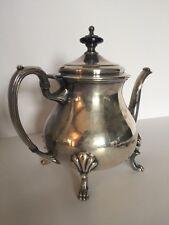 Vintage Crescent Silverware Silverplated Tea Pot