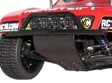 RPM Pare-chocs arrière set Noir Pour Rustler 1:10 Contrôle Radio Voitures Stadium Truck #70812