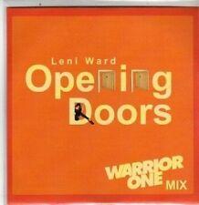 (DA784) Leni Ward, Opening Doors Warrior One Mix - 2010 DJ CD