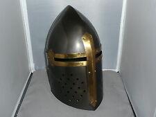 SUGARLOAF  MEDIEVAL  HELMET  Antique Finish Medievall Armor adult size