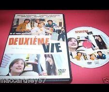 DVD FILM COMEDIE : DEUXIEME VIE - THIERRY LHERMITTE / GAD ELMALEH / ELIE SEMOUN