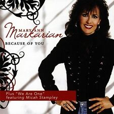 Because of You;Mary Ann Markarian: Album and Religious & Devotional,Gospel