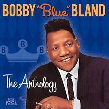 "Bobby ""Blue"" Bland: The Anthology 2 CD set Texas Blues / Soul / Classic R&B"