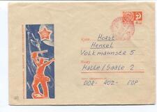 1966 Mail CCCP DDR Horst Henkel Volkmannstr SPACE NASA