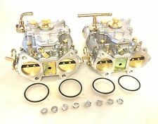 TWIN 40DCOE CARBURETTOR PERFORMANCE CARB SUIT WEBER CARB BRAND NEW CARBY