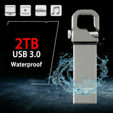 High Speed 2TB USB 3.0 Flash Drives Memory Stick Metal Pen U Disk for PC Laptop