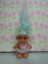 """EASTER STANDING BABY BUNNY - 2"""" Russ Troll Doll - NEW IN ORIGINAL BAG"""