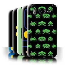 STUFF4 Back Case/Cover/Skin for HTC Desire HD/G10/Retro Arcade Games