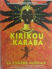 Kirikou et Karaba la Comédie Musicale dvd