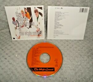 The Singular Adventures Of The Style Council (CD DISC & SLEEVE ONLY)