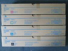 Konica Minolta TN514 Toner Cartridge - Set of 4