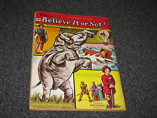 Ripley's Authorized Ed Fascinating Coloring Book -1961 Bonnie Books