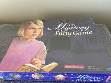 New Sealed Kit's Mystery Party Game American Girl