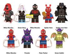 Miles Morales Gwen Stacy Spider-Ham Spider-man Noir Prowler Peter Parker Goblin