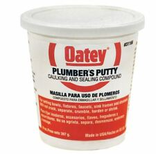 Oatey Plumber's Putty Tool Tools Fixture Setting Compound Accessory Plumber NEW