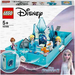 43189 LEGO Disney Frozen Elsa and the Nokk Storybook Adventures Playset Set