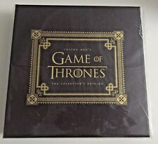 Inside HBO's Game of Thrones: The Collector's Edition (Hardcover)