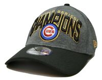 Chicago Cubs New Era 39THIRTY World Series Champions MLB Baseball Hat