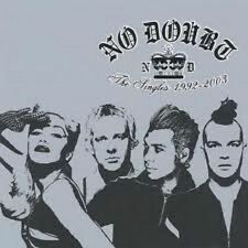 CD  NO DOUBT the singles 1992-2003 NUOVO / ORIGINALE siae / SIGILLATO