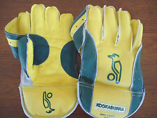CRICKET WICKET KEEPER KEEPING GLOVES KOOKABURRA YOUTH BRAD HADDIN COLT BRAND NEW