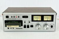 Panasonic RS-808 Vintage Stereo 8 Track Tape Deck. (REFURBISHED) **Video**