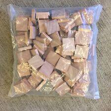 Genuine Scrabble Tiles bag of 100 Letter BLANK
