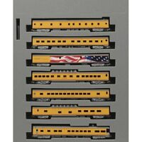 Kato 10-706-3 UP Excursion Train 2 Water Tenders Set - N