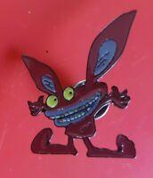 Aaahh!!! Real Monsters Pin Ickis Enamel Metal Brooch Badge Lapel 90s Kids TVShow