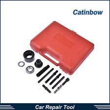 Pulley Puller & Installer Kit Power Steering Pump Alternator AC Remover Tools