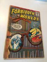 FORBIDDEN WORLDS #74 VG/VG- 3.75