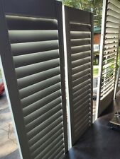 "30-7/8"" X 71-1/2"" Anderson Plantation Shutters"