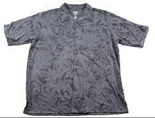 BLACKHAWK! Medium Tactical Casual Knit Performance Short Collared Grey Tropical
