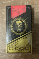 New Sealed Preorder Promo Dishonored Tarot Deck Cards