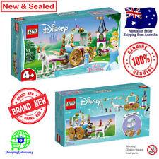 Disney Princess Lego 41159 Cinderella's Carriage Ride Age 4+ NEW (Retired)