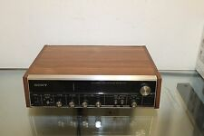 Vintage Sony Stereo Receiver HST-120 Radio Tested Working
