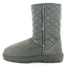 """Ella shoes """"Perth"""" faux fur snow warm winter ankle boots"""