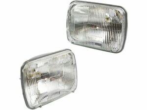 For 1984-1988 Pontiac Fiero Headlight Assembly Set 85173RM 1985 1986 1987