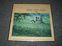 The Family Library of Beautiful Listening~Great Love Songs~SEALED~FAST SHIPPING
